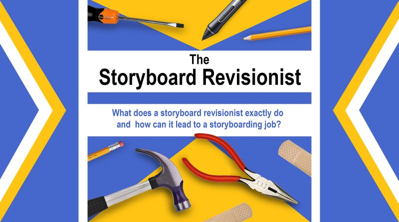The Storyboard Revisionist