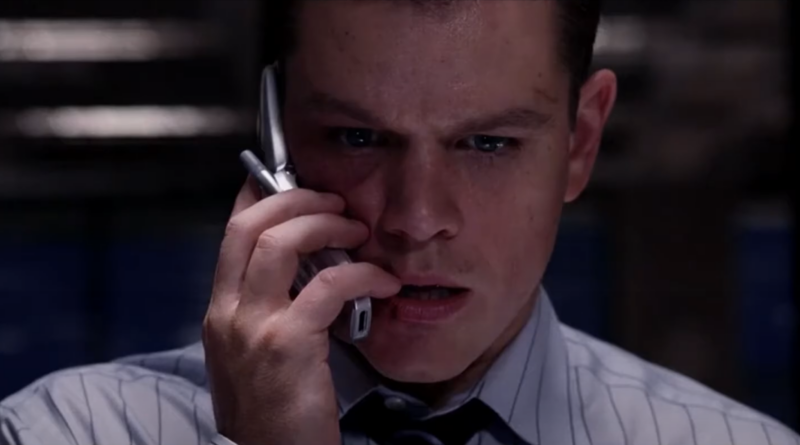 Example of subtext acting from The Departed